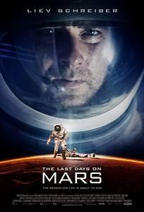 The Last Days On Mars Film: Film Poster : The Last Days On ...