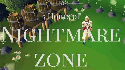 osrs nightmare zone exp 60k strength hours