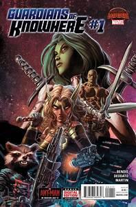 Guardians Of The Galaxy (1990-Present) Marvel Comics ...