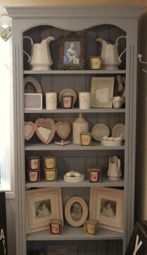 Painted Bookcase by La Vie En Furniture Painted In Sloan Chalk Paint