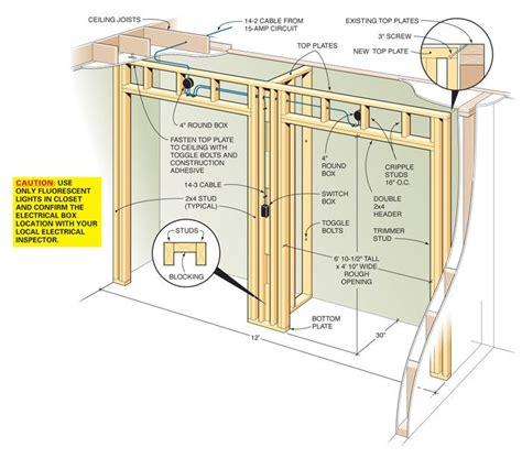 how to build a closet system best 25 build a closet ideas on closet built