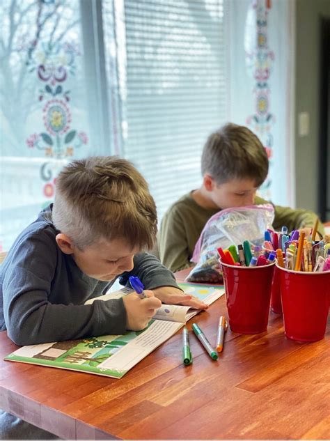 Things to do with kids at home during social distancing