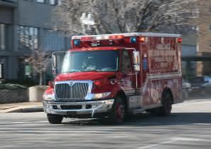 Fire Ambulance St. Louis