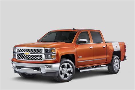 Check Out The Chevrolet Silverado University Of Texas