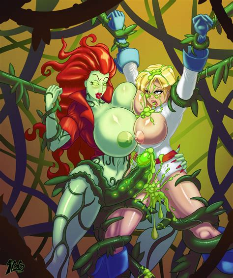 Read Lurkergg Poison Ivy Hentai Online Porn Manga And