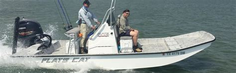 Shallow Water Flats Boats by Flats Cat Boat Shallow Water Catamaran Flats Fishing Boat