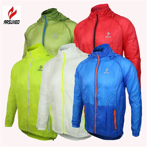best bicycle jacket 2017 arsuxeo athletic brand outdoor sports men running