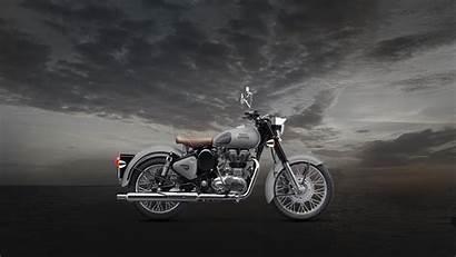 Enfield Royal Bullet Classic Grey 350 Wallpapers