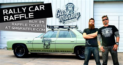 what channel does gas monkey garage come on directv win gas monkey garage s custom 1976 chevrolet caprice
