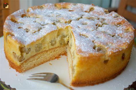 stachelbeeren schmand kuchen fruchtig saeuerlich lecker
