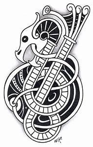 Dessin Symbole Viking : early symbol of norway ~ Nature-et-papiers.com Idées de Décoration