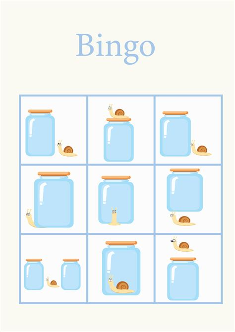 prepositions  place flashcards  bingo