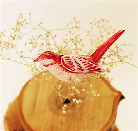 cute bird brooch birthday gift for kids christmas gifts for