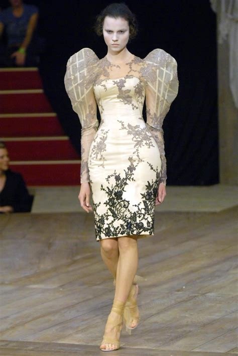 They combine practical knowledge with artistic ability to turn abstract ideas into formal designs for when creating a design, designers often begin by researching the desired design characteristics, such as size, shape, weight, color, materials used. Alexander McQueen 알렉산더 맥퀸 : Spring/Summer 2007 Ready-to ...