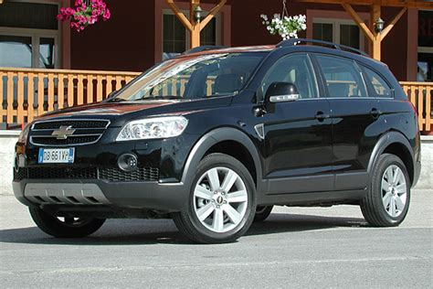 Chevrolet Captiva Modification by Chevrolet Captiva Ls Pictures Photos Information Of