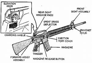 M4 Rifle Parts Diagram Gallery