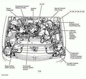 1969 Mustang Engine Compartment Wire Diagram