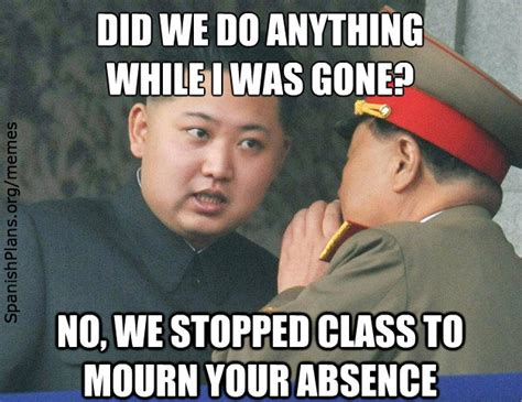 Teaching Memes - we mourned your absence png