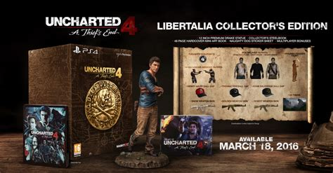 uncharted   thiefs  receives official release date