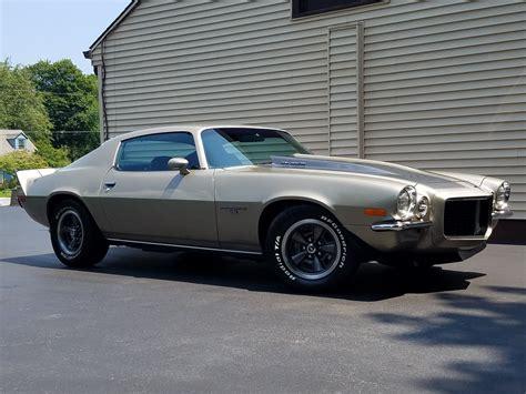 1973 Chevrolet Sport by 1973 Chevrolet Camaro Gaa Classic Cars