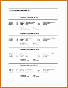 cruise itinerary template 3 free word excel pdf trip With itenary template
