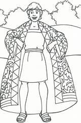 Joseph Prison Coloring Getdrawings sketch template