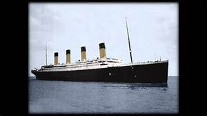 R M S Titanic In Colour   High Definition