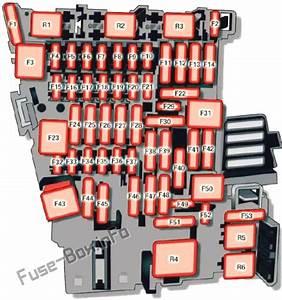 Fuse Box Diagram Audi Tt  Fv  8s  2015