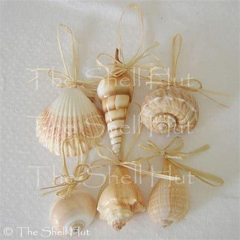 seashell christmas tree ornaments christmas by the sea