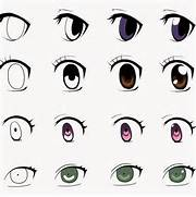 How To Draw Anime Eyes Step By Step For Beginners - HD Wallpaper      Easy Anime Drawings For Beginners Step By Step