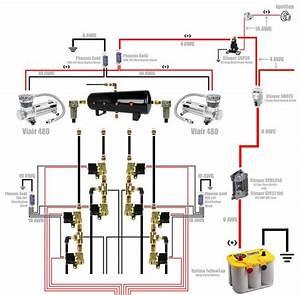 70 Beautiful Viair 40 Amp Relay Wiring Diagram