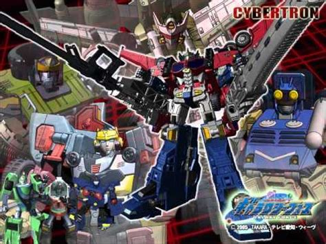 transformers cybertron theme extended youtube