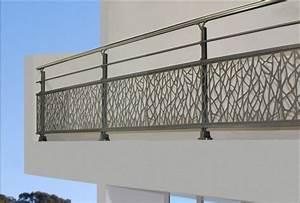 Garde Corps Terrasse Aluminium : prix d un garde corps en aluminium 2019 ~ Melissatoandfro.com Idées de Décoration