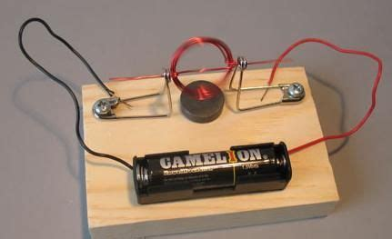 Easy Electric Motor by A Simple Electric Motor Is An Educational Activity