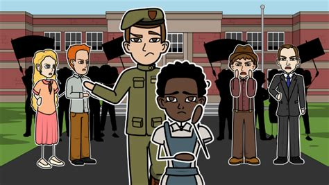The Story Of Ruby Bridges Lesson Plan, Timeline & Characters