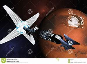 Mission To Mars Stock Images - Image: 6733854