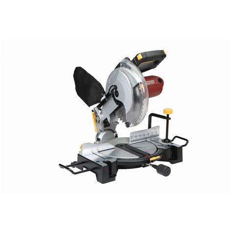 compound miter saw 10 in compound miter saw with laser guide system