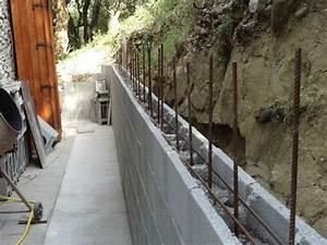 Monter Mur En Parpaing : faire sa piscine en parpaing 4 monter un mur en blocs ~ Premium-room.com Idées de Décoration