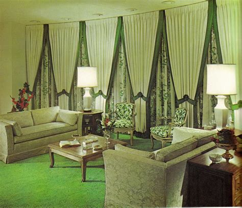 at home interiors groovy interiors 1965 and 1974 home décor