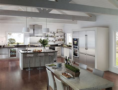 Thermador And Traditional Home Great Kitchens Getaway