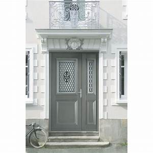 Porte Entrée Aluminium Rénovation : porte d entr e en aluminium au style traditionnel swao ~ Edinachiropracticcenter.com Idées de Décoration