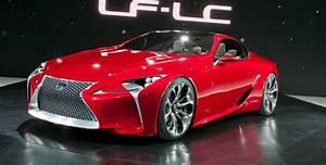 Lexus Bordeaux : lexus might build lf lc due to strong demand autoevolution ~ Gottalentnigeria.com Avis de Voitures