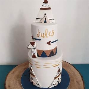 Tipi Indien Enfant : indien tipi sugar sugar cake design nantes ~ Melissatoandfro.com Idées de Décoration