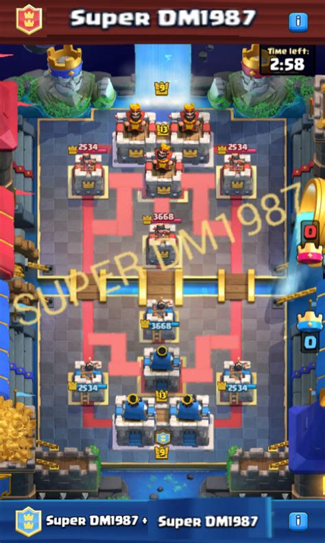 clash royale 3vs3 idea clashroyale