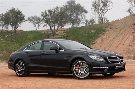 2018 Mercedes Benz Cls63 Amg First Drive Photo Gallery