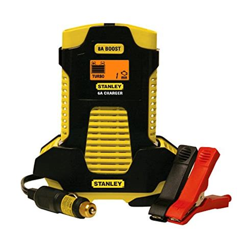 Stanley Bc6809 68 Amp Automatic Battery Charger Import