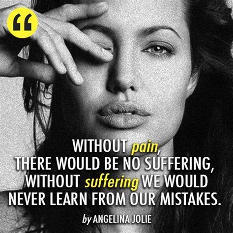 50 Angelina Jolie Quotes On Love Brad And World Peace