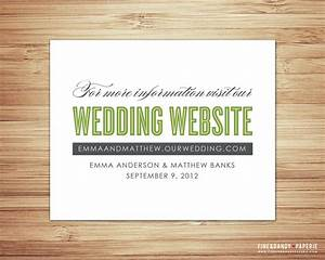17 best images about wedding stuff on pinterest for Wedding invitation insert for website