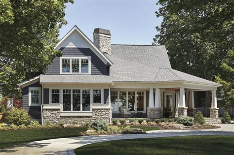 craftsman style house invites outdoor living house home fredericksburgcom