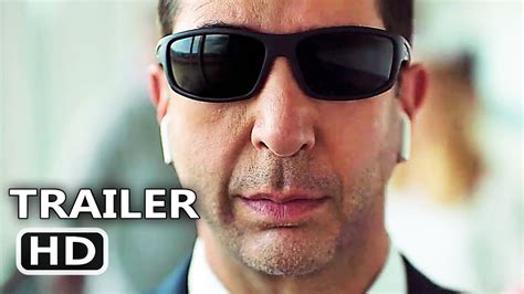 The peacock comedy is streaming now. INTELLIGENCE Trailer Teaser (2020) David Schwimmer Series HD   Movie Plus News